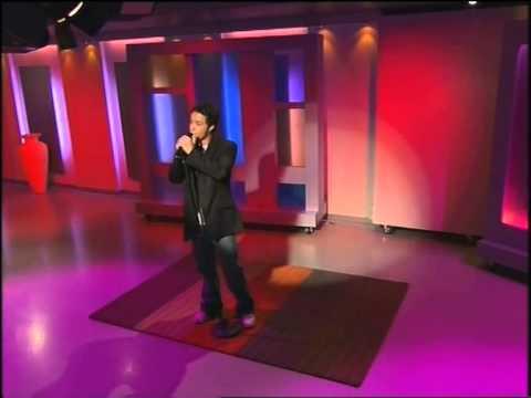 Emmanuel Carella - Run To Me (live on Good Morning Australia)
