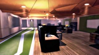 Deus Ex:Human Revolution - Hengsha TYM Upper Level Offices Combat