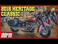 2018 Harley Davidson Heritage Softail Classic Specs and Walkaround
