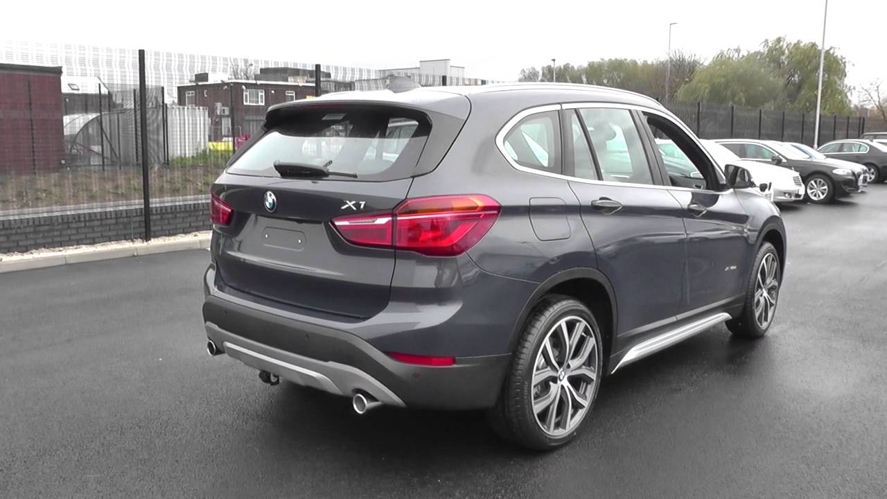 2015 Bmw X1 >> BMW X1 xDrive 20d xLine 5dr Step Auto U6376 - YouTube