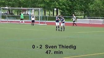 SV Burg Stargard 09 - SpVgg-Victoria Neustrelitz  0 - 3 ( 0-1)