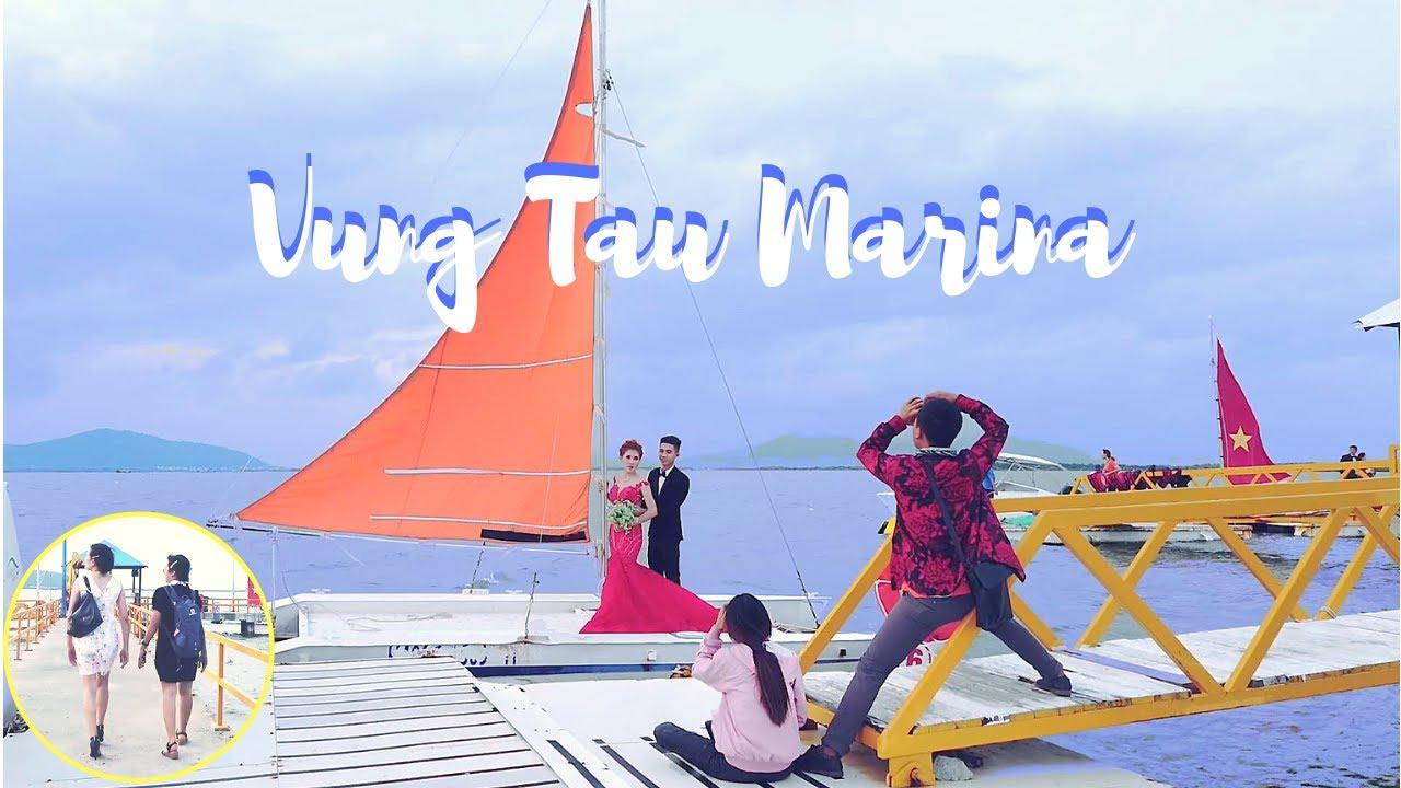 Địa điểm sống ảo tại Vũng Tàu, nơi check in đẹp như ở nước ngoài Vung Tau MARINA