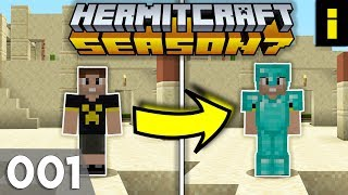 Hermitcraft 7 | Ep 001: RAGS TO RICHES!!!