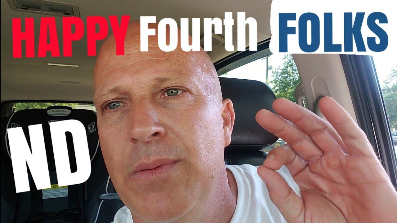 Happy 4th Folks! NEUTRAL DROP!