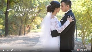 The Double Tree Wedding in Modesto, California with Dominick+Tyra