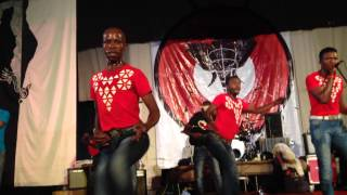 Alick Macheso live at ICC