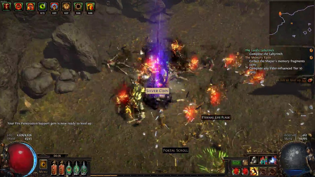 PoE 3 5, 7 Scion Builds That Is Very Helpful For Players
