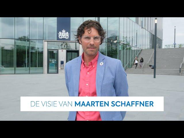 De visie van Maarten Schäffner (Koninklijke NLingenieurs) | Transitieteam Circulaire Bouweconomie