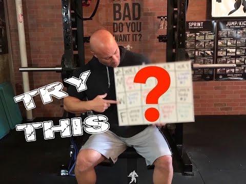 Manipulating 4-Day Training Splits Over 3 Days | JOE KNOWS #1