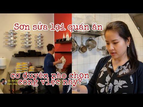 gửi hàng đi canada - Vlog 310🇧🇻 Ra nơi làm việc của Gia đình nhỏ xem cần sửa sang những gì