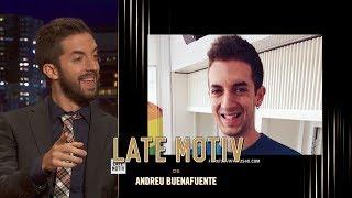 LATE MOTIV - Broncano vs Buenafuente. 'Todos tenemos un pasado, gráfico' | #LateMotiv250