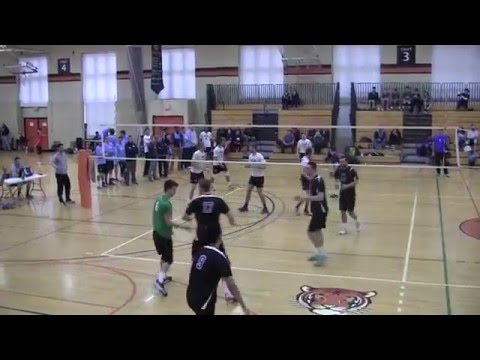 NYU Men's Volleyball Princeton Tournament - YouTube