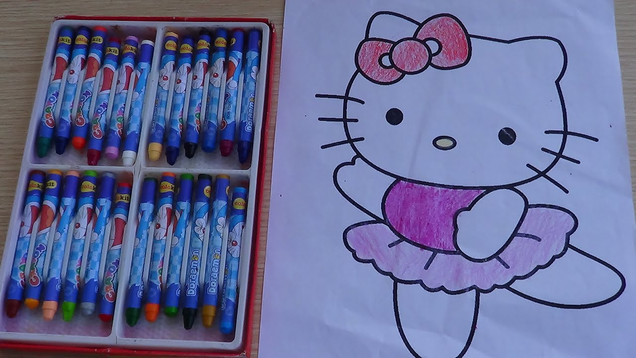 hello kitty coloring pages guide coloring hello kitty cat dance