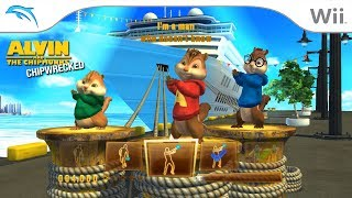 Alvin and the Chipmunks: Chipwrecked (SLOW) | Dolphin Emulator 5.0-8101 [1080p HD] | Nintendo Wii