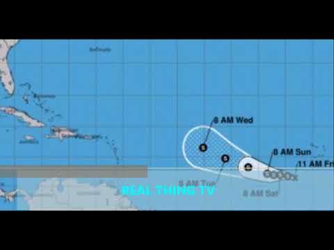 Hurricane Lee and Hurricane Maria next Path update as storms follow Hurricane Jose