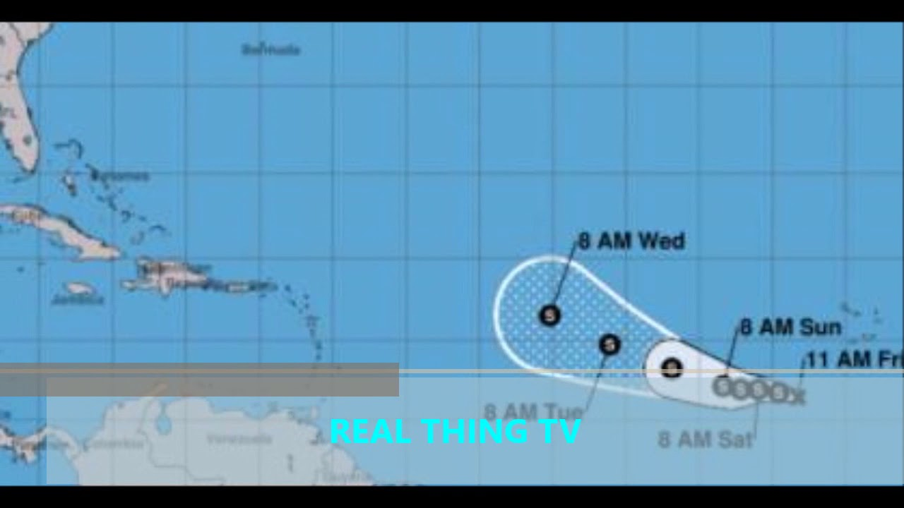 Tropical Storm Lee forms; Tropical Storm Maria to target Caribbean Islands