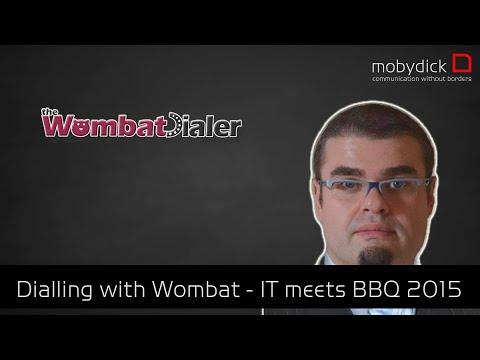 IT meets BBQ 2015 - WombatDialer Vortrag und Live Demo [english & deutsch]