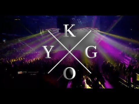 Kygo LIVE at Helsinki Finland 2018 - Kids In Love Tour