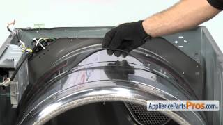 Dryer Drum Belt (part #6602-001655) - How To Replace