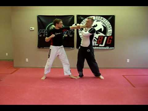 Standing Arm Lock (Ude Gatami) with Pin