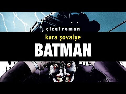 BATMAN: YEAR ONE - THE DARK KNIGHT RETURNS - KILLING JOKE // Çizgi Roman Günlükleri Bölüm #4