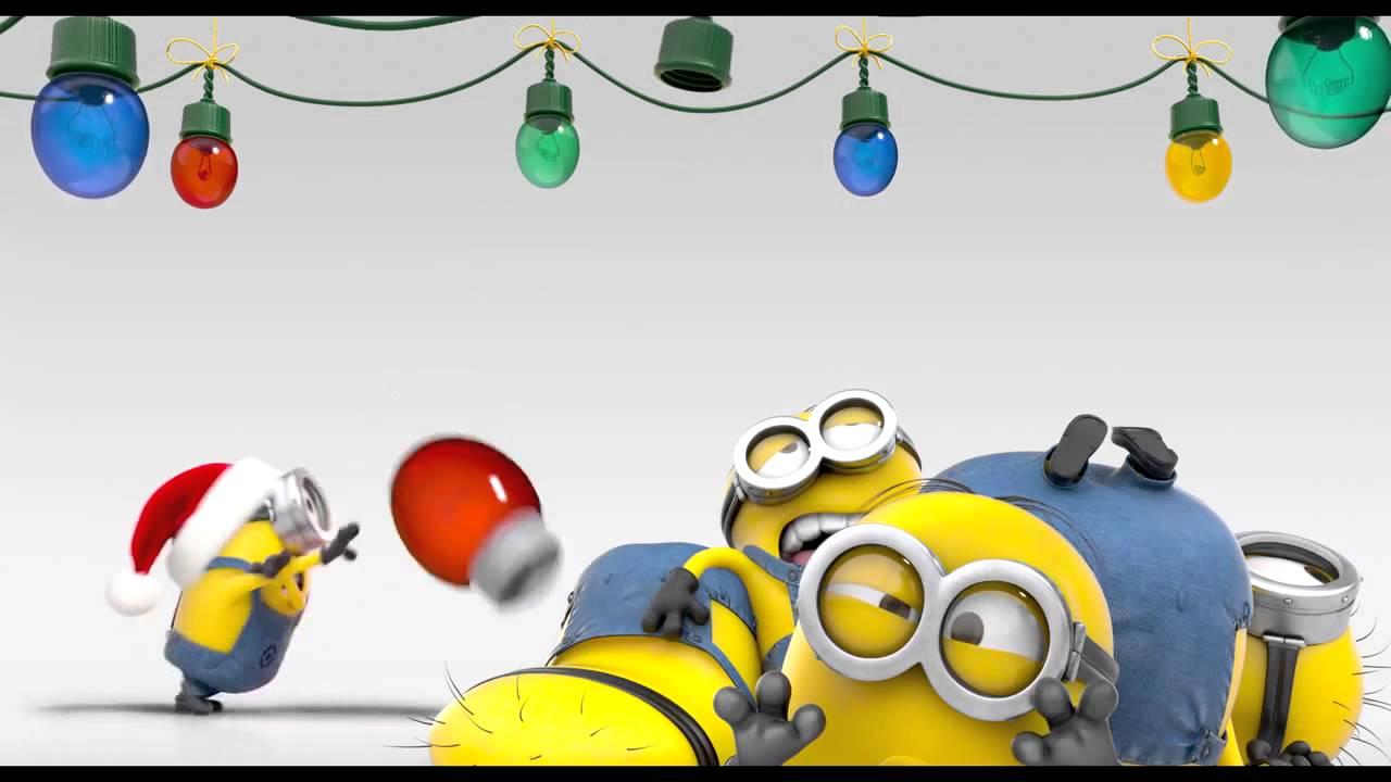 Joyeux Noël Des Minions!