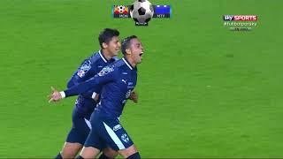Gol de R. Funes Mori | Morelia 0 - 1 Monterrey | LIGA Bancomer MX - Clausura 2019 - Jornada 7