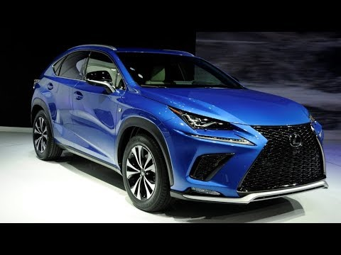 2019 Lexus NX 300. With advanced safety system. - YouTube