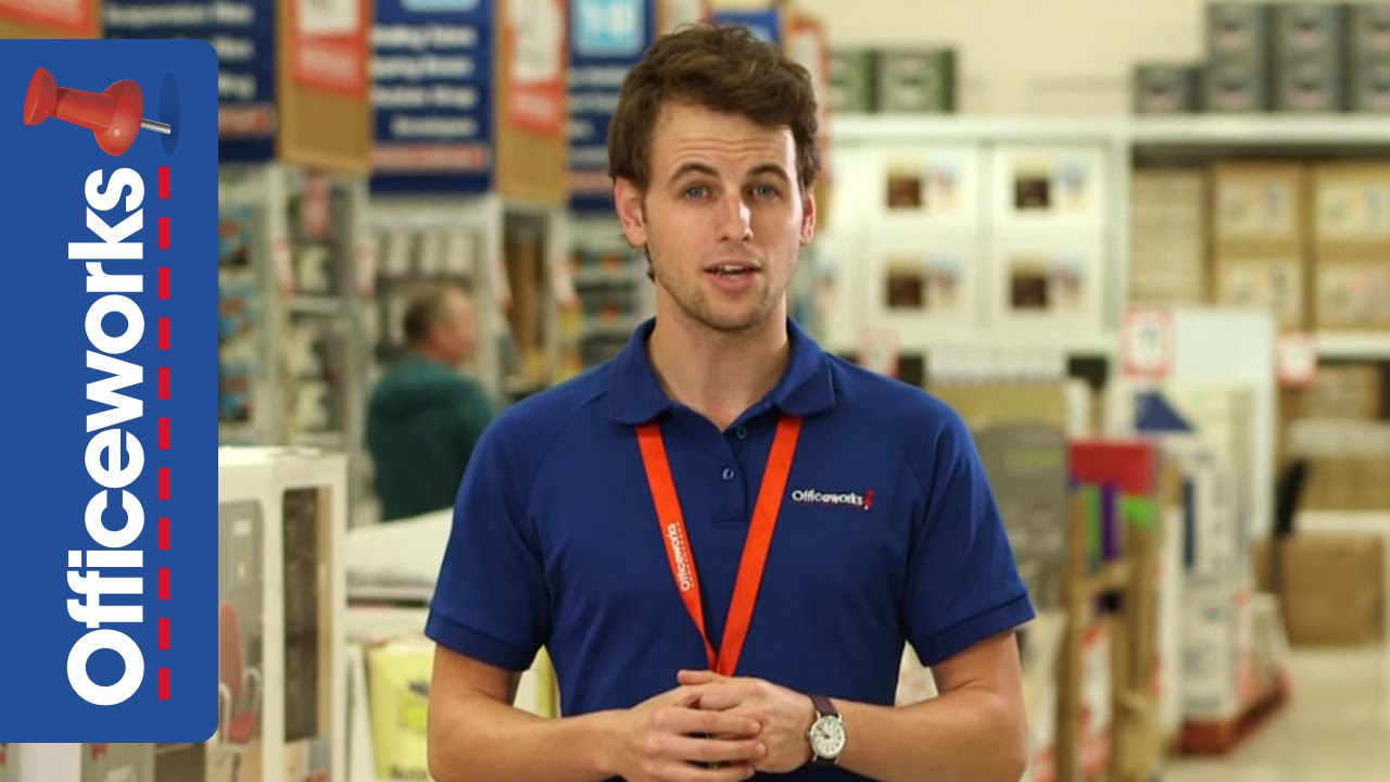 How to make your business stand out by Officeworks - YouTube