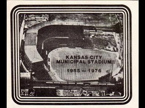 Kansas City Municipal Stadium History podcast