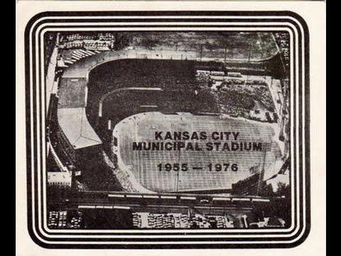 Kansas City Municipal Stadium History podcast