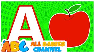 ABC Song | ABC Songs for Children & Lots More Nursery Rhymes Collection from All Babies Channel