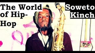 Soweto Kinch: UK Sax-Rapper // The World of Hip-Hop... Beats by maticulous #TWOHH