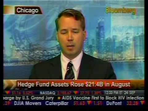 Inside Look - Money Pours Into Hedge Funds