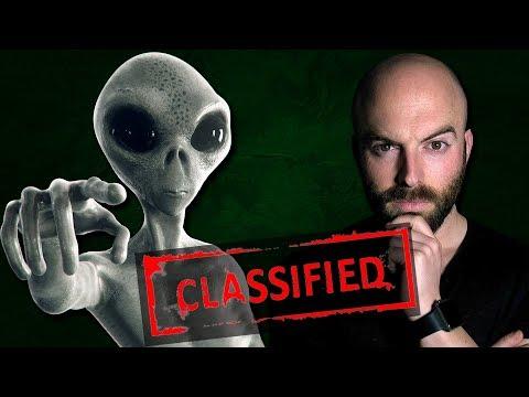 10 Freaky Alien Conspiracy Theories