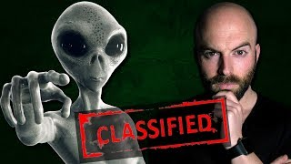10 Freaky Alien Conspiracy Theories