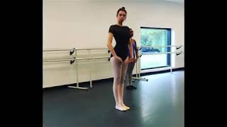 Dani Cimorelli Dancing To ...Baby One More Time By Britney Spears and Mine By Bazzi