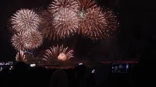 Busan fireworks festival 2016/10/22 HD 1080p [부산 불꽃 축제 2016]