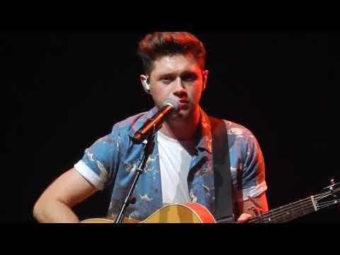 Niall Horan - Fool's Gold live (Orpheum Theater, Boston - November 3rd 2017)