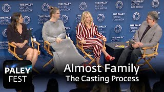 Almost Family - The Casting Process