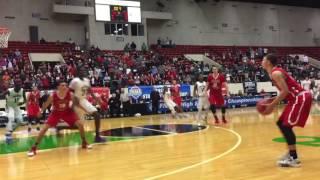 Neftali Alvarez Game Winner in 2A State Championship