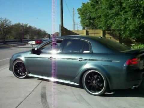 ACURA TL RIMS YouTube - Rims for acura tl