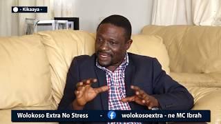 CHAIRMAN NYANZI -The story behind Kamwokya ghetto and Music in Uganda  - MC IBRAH INTERVIEW