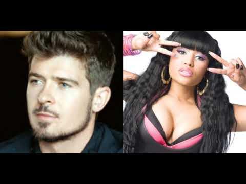 Robin Thick Ft.Nicki Minaj-Shake It For Daddy(Download Link)