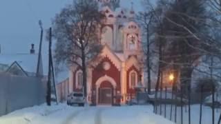 Храм Казанской иконы Божией Матери дер.Глебово