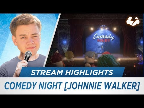 Reynad's Comedy Night with Johnnie Walker and Twitch Chat [Stream Highlight]
