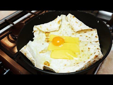Век живи - Век учись! Соседка Армянка поделилась прекрасным рецептом из лаваша!