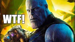 Cosas que no tienen sentido en Infinity War