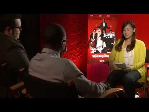 Victoria with Kevin Hart & Josh Gad Guess How Singaporeans Propose Marriage