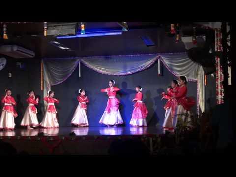 Nandini Shanker - SIFAS Kathak Performance 2016